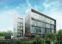 IT BUILDING AT GURGAON FOR M/S DELTA EXPORT